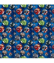 """Avengers Wrapping Paper 30"""" x 5'"""