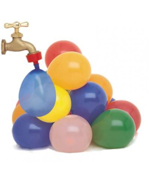 Water Bomb Balloons with ...