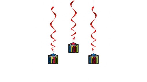 """Hanging Colourful Graduation Party Decorations 26"""", ..."""