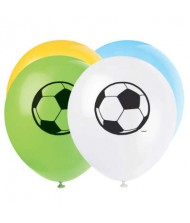 3D Soccer Party Balloons, 1 Pack