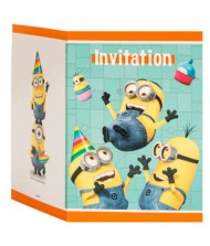 Despicable Me Invitations & Thank You ...