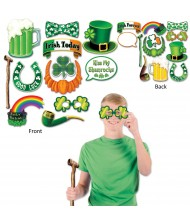 St Patrick's Day Photo Booth Fun ...