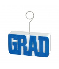 "Assorted ""Grad"" Photo and Balloon Holder ..."