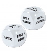 21st Birthday Decision Dice Game - ...