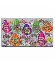 Bright Color New Year Party Assortment ...