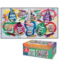 Americana New Year Party Assortment for ...