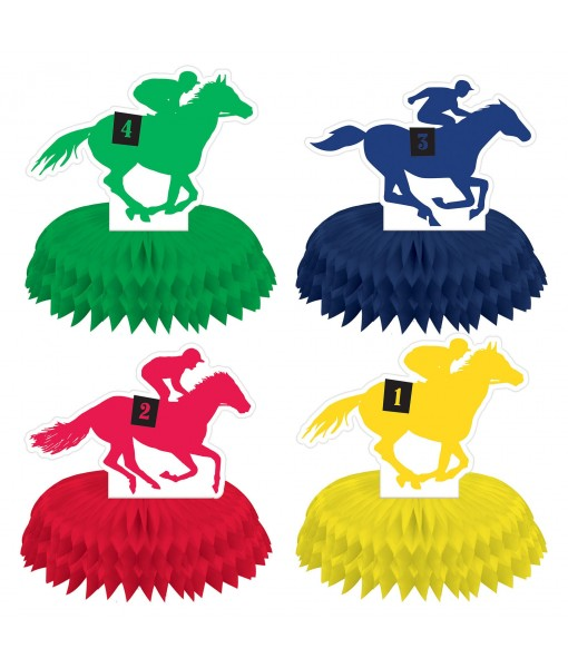 Derby Day Mini Table Centerpiece Set ...