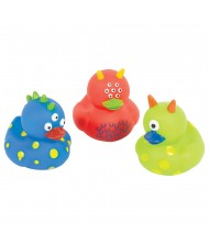 Assorted Rubber Monster Duck Bath Toy ...