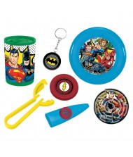 Assorted Justice League Temporary Tattoos- 8 ...