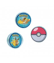 Assorted Kids Pokemon Bounce Balls- 4 ...