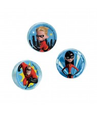 Assorted Kids Incredibles 2 Bounce Balls- ...