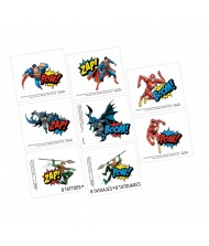 Assorted Justice League Rubber Wristbands- 4 ...