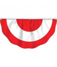 """""""Canada Day"""" Party Bunting, 48"""""""