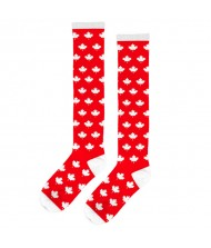 """""""Canada Day"""" Party High Socks, 1 ..."""