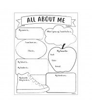 All About Me Activity Sheets