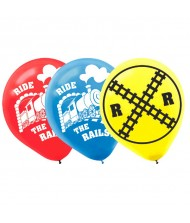 """Thomas All Aboard"" Printed Latex Balloons, ..."