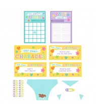 Assorted Fun Baby Shower Game Kit
