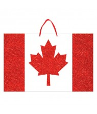 """""""Canada Day"""" Party Flag Sign, 9.25"""" ..."""