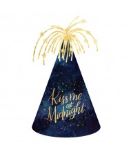 """Kiss Me at Midnight"" Cone Hat, ..."