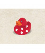 """Canada Day"" Party Rubber Duck"