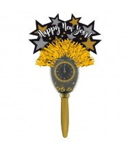 """Happy New Year"" Deluxe Plastic Maraca, ..."