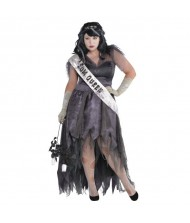 Adult Homecoming Corpse Costume - Plus ...