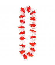 """""""Canada Day"""" Party Flower Lei"""