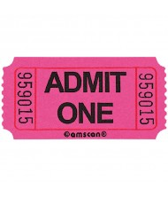 """Admit One"" Ticket Roll, Party Favor"