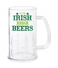 """I'll Be Irish in a Few ..."