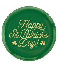 """Happy St. Patrick's Day!"", Round Coupe ..."