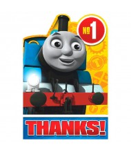 """""""Thomas All Aboard"""" """"Thank You"""" Postcards"""