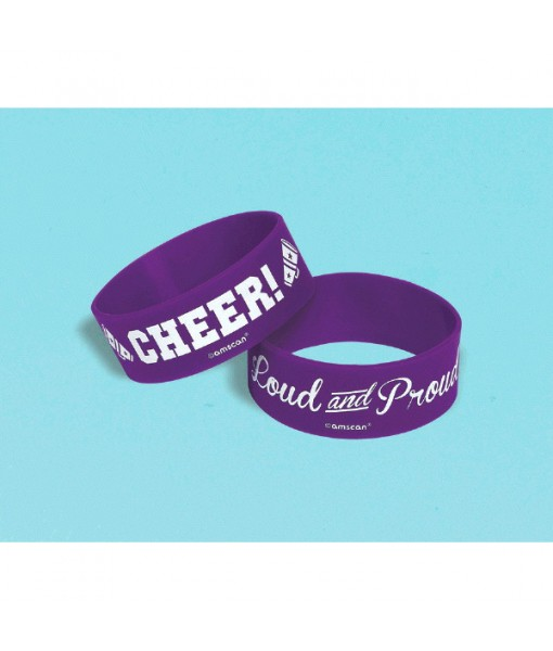Spirit Squad Collection Cuff Band Party Favor