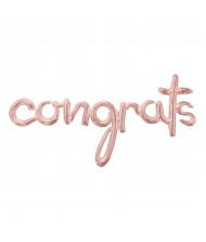"""Congrats"" Party Letter Balloon 28"" x ..."