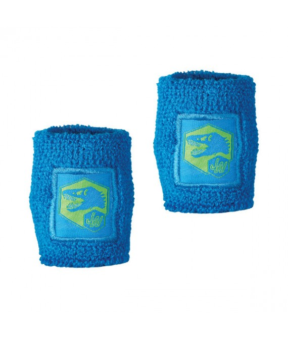 """Jurassic World"" Blue Party Favor Sweat Bands, 8 Ct."