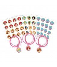 """Disney Princess"" Party Favors, 8 Pink ..."