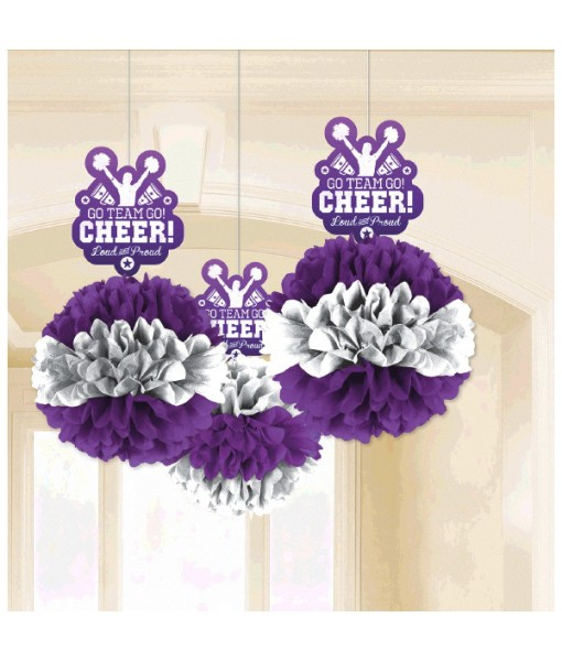 Spirit Squad Collection Deluxe Fluffy Party Decorations