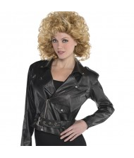50s Cropped Leather Jacket