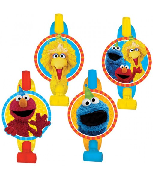 Blowouts | Sesame Street® Collection | Party Accessory