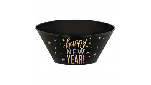 """""""Happy New Year!"""" Serving Bowl, 120 ..."""