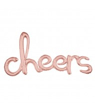 """Cheers"" Party Letter Balloon 21"" x ..."