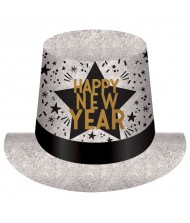 """""""Happy New Year"""" Top Hat, 5"""" ..."""