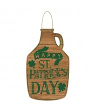 """Happy St. Patrick's Day"", Hanging Growler ..."