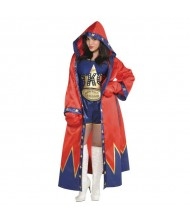 Adult Knockout Sexy Boxer Costume - ...