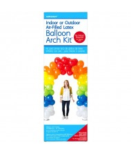 Air-Filled Latex Balloon Arch Kit|Party Decor