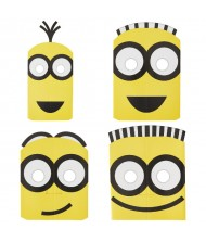 """""""Despicable Me"""" Yellow Party Favor Paper ..."""