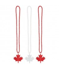 """""""Canada Day"""" Maple Leaf Glitter Party ..."""