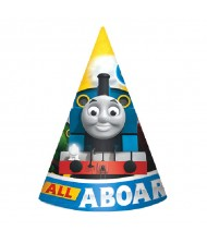 """""""Thomas All Aboard"""" Paper Cone Hats, ..."""