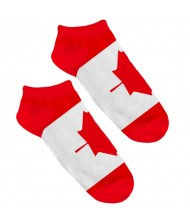 """""""Canada Day"""" Party Socks, 1 Pair"""