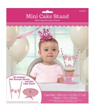 1st Birthday Mini Cake Stand Kit