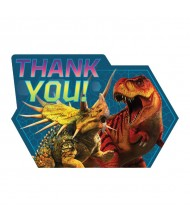 """""""Jurassic World"""" Blue Party Thank You ..."""